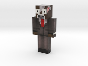 Cytramoui | Minecraft toy in Natural Full Color Sandstone