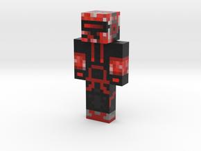 skelebro6 | Minecraft toy in Natural Full Color Sandstone