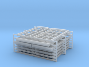 Leadville West Sprue 1-48 in Smooth Fine Detail Plastic