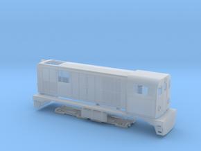 CP 9000 in Smooth Fine Detail Plastic: 1:120 - TT