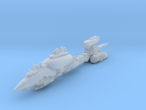 Recusant class light destroyer in Smooth Fine Detail Plastic