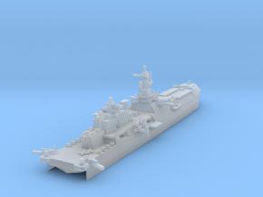 Super Battleship Vanquisher in Smooth Fine Detail Plastic