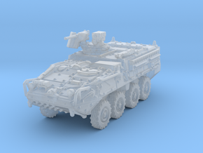 M1127 Stryker RV scale 1/285 in Smoothest Fine Detail Plastic