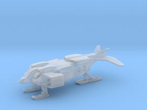 Alien UD-4L Cheyenne parked in Smooth Fine Detail Plastic