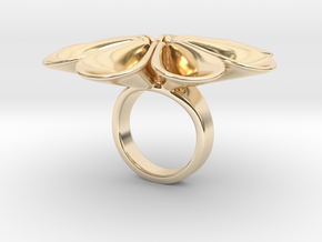 Octopix - Bjou Designs in 14k Gold Plated Brass