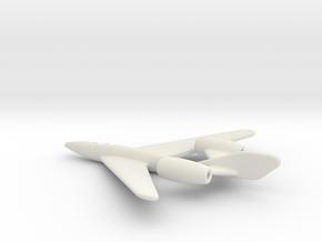 (1:285) Focke-Wulf Lorin Bomber in White Natural Versatile Plastic