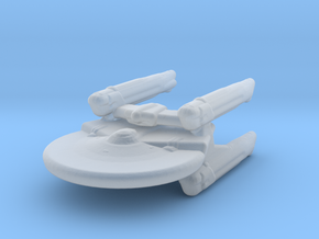 Miranda Class (4 Nacelles Variant) 1/15000 in Smooth Fine Detail Plastic
