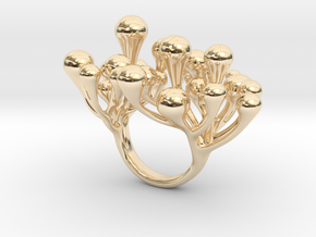 Bosriossy - Bjou Designs in 14k Gold Plated Brass
