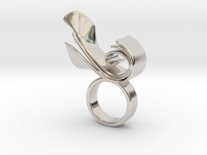 Paperito - Bjou Designs in Rhodium Plated Brass