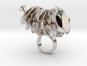 Trosta - Bjou Designs in Rhodium Plated Brass
