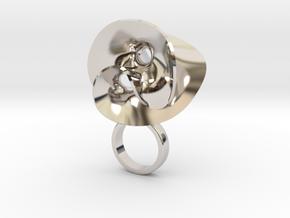 Embroste - Bjou Designs in Rhodium Plated Brass