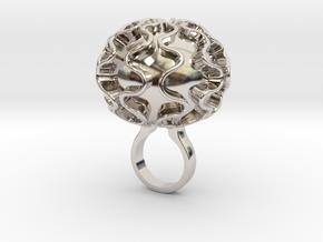 Lofretosy - Bjou Designs in Rhodium Plated Brass