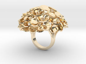 Mawedo - Bjou Designs in 14k Gold Plated Brass