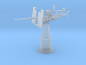 1/56 RN Single 20mm Oerlikon Mk IIIA in Smooth Fine Detail Plastic