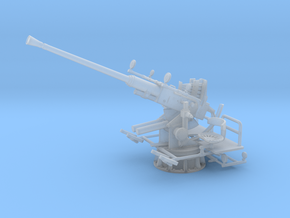 1/56 USN 40mm Single Bofors [Elevated] in Smooth Fine Detail Plastic