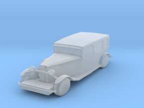 S Scale Packard in Smooth Fine Detail Plastic
