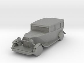 HO Scale Packard in Gray PA12