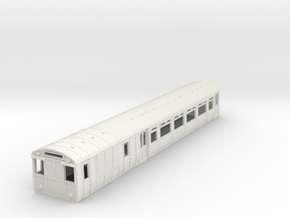 o-76-lnwr-lms-siemens-motor-coach-1 in White Natural Versatile Plastic