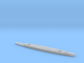Graf Spee Hull High Detail in Smoothest Fine Detail Plastic