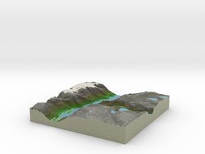 Terrafab generated model Thu Jan 10 2019 12:22:25  in Natural Full Color Sandstone