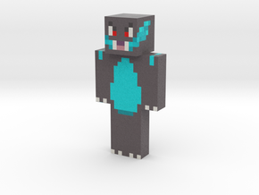 pinny07 | Minecraft toy in Natural Full Color Sandstone