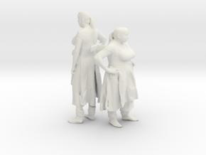 Cosmiton Multiples NML Femme 017 - 1/32 in White Natural Versatile Plastic
