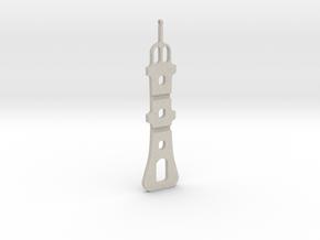 Necklace-37 in Natural Sandstone