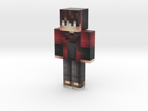 Minej | Minecraft toy in Natural Full Color Sandstone
