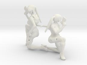 Cosmiton Multiples NML Femme 029 - 1/35 in White Natural Versatile Plastic