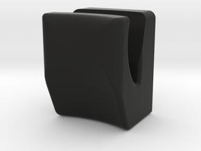 Oculus Rift Controller Mount in Black Natural Versatile Plastic