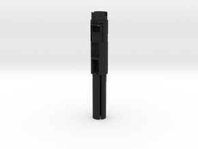Main Chassis - (O-Din's Wrath Chassis - Part 1 ) in Black Natural Versatile Plastic