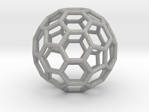 Fullerene-42 in Aluminum: Extra Small