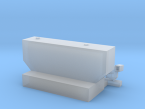 1:50 Transfer tank for 6ft bed Sword F250 in Smooth Fine Detail Plastic