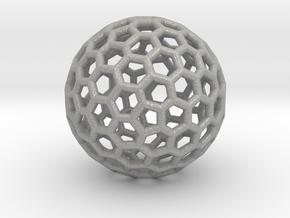 Fullerene-122 in Aluminum: Extra Small