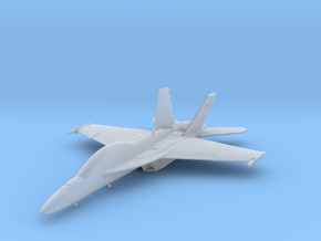 Boeing F/A-18F Super Hornet in Smooth Fine Detail Plastic