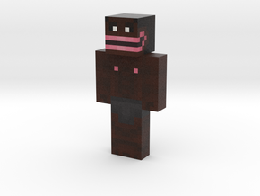 JeanMarieLePen | Minecraft toy in Natural Full Color Sandstone