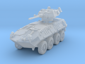 LAV 25 scale 1/160 in Smooth Fine Detail Plastic