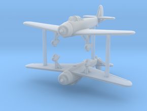 1/285 (6mm) Caproni AP.1 in Smooth Fine Detail Plastic