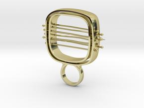 Wondero - Bjou Designs in 18k Gold Plated Brass
