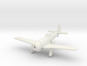 1/144 Tachikawa Ki-94 II in White Natural Versatile Plastic