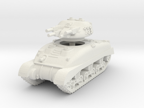 1/100 (15mm) Skink AA tank in White Natural Versatile Plastic