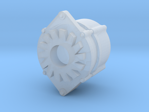 Alternator 1/16 scale in Smoothest Fine Detail Plastic