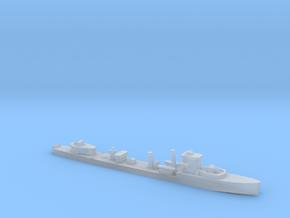 HMS Vega 1:1800 r2 WW2 naval destroyer in Smoothest Fine Detail Plastic