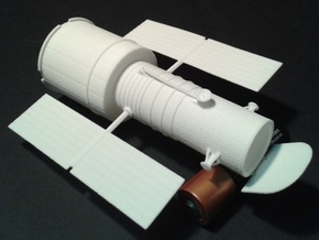 012B Hubble Space Telescope 1/144 in White Strong & Flexible