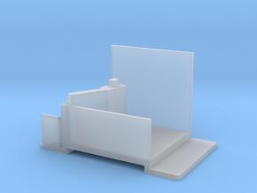 EMD SD Cab - Athearn BB Model Interior in Smooth Fine Detail Plastic