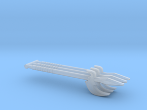 Galaxy Fighters Spear (Mega Construx/Lego) in Smooth Fine Detail Plastic