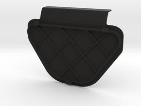 Yamaha R6 Rj15 airbox ram air in Black Natural Versatile Plastic