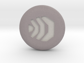 RuneScape Air Rune in Natural Full Color Sandstone