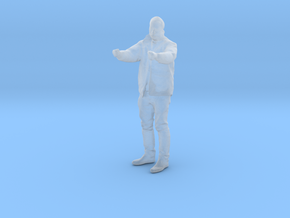 Printle C Homme 2347 - 1/87 - wob in Smooth Fine Detail Plastic