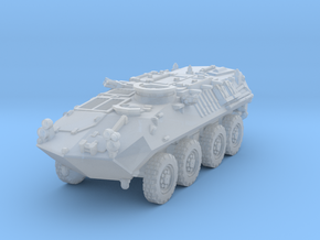 LAV M (mortar) scale 1/144 in Smooth Fine Detail Plastic